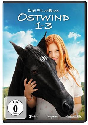 Ostwind 1-3 (3 DVDs)