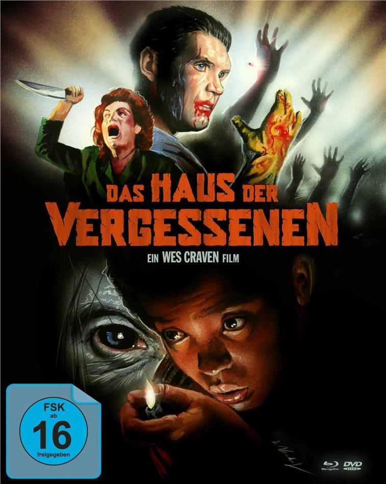 Das Haus der Vergessenen (1991) (Edizione Limitata, Mediabook, Blu-ray + 2 DVD)