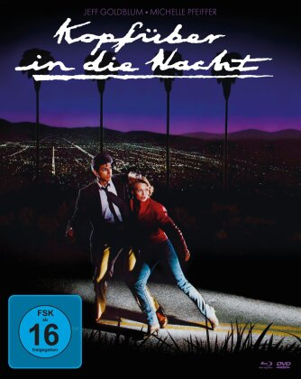 Kopfüber in die Nacht (1985) (Limited Edition, Mediabook, Blu-ray + 2 DVDs)