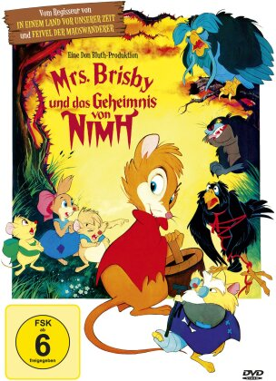 Mrs. Brisby und das Geheimnis von Nimh (1982)