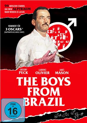 The Boys from Brazil (1978) (Special Edition)