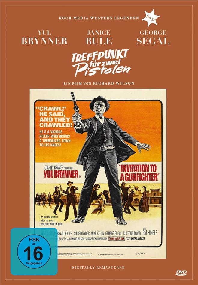 Treffpunkt für zwei Pistolen (1964) (Western Legenden, Digibook)