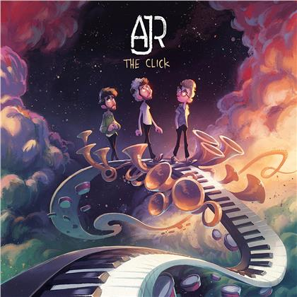 AJR - Click (Deluxe Edition)