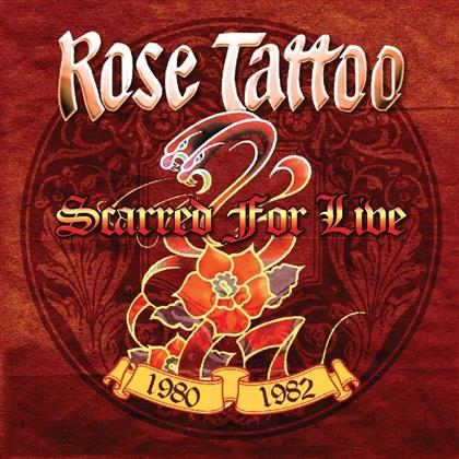 Rose Tattoo - Scarred For Live 1980-1982 (5 CDs)
