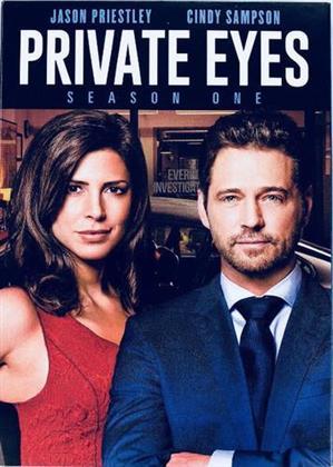 Private Eyes - Season 1