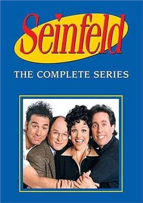 Seinfeld - The Complete Series (Repackaged, 33 DVDs)
