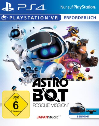 Astro Bot Rescue Mission VR (German Edition)