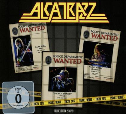 Alcatrazz - Parole Denied - Tokyo 2017 (2 CDs + DVD)