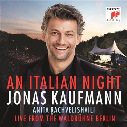 Lucio Dalla, Pietro Mascagni (1863-1945), Giuseppe Verdi (1813-1901), +, Jochen Rieder, … - Eine Italienische Nacht - Waldbühne - Deutsche Version (Booklet)
