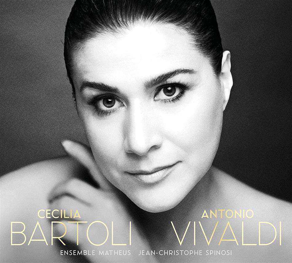 Cecilia Bartoli, Antonio Vivaldi (1678-1741), Jean-Christophe Spinosi & Ensemble Matheus - Antonio Vivaldi (Deluxe Edition)