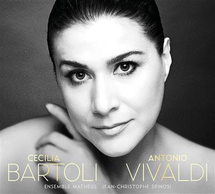Cecilia Bartoli, Antonio Vivaldi (1678-1741), Jean-Christophe Spinosi & Ensemble Matheus - Antonio Vivaldi (2 LPs)