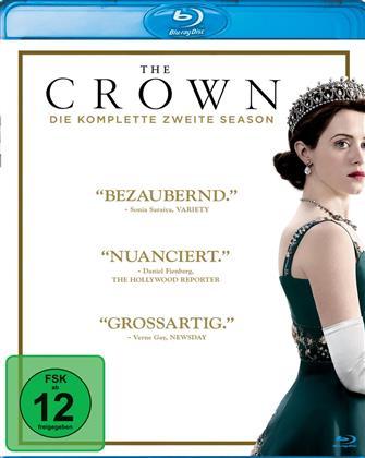 The Crown - Staffel 2 (4 Blu-rays)