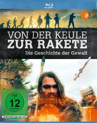 Von der Keule zur Rakete - Die Geschichte der Gewalt (2017) (2 Blu-rays)