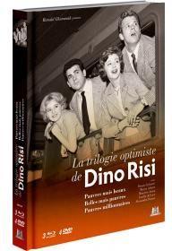 La trilogie optimiste de Dino Risi (s/w, 3 Blu-rays + 4 DVDs)