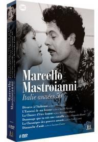 Marcello Mastroianni - Italie année 50 (s/w, 6 DVDs)