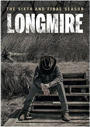 Longmire - Season 6 - Final Season (2 DVDs)