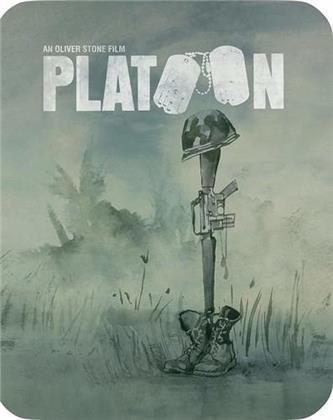 Platoon (1986) (Limited Edition, Steelbook)