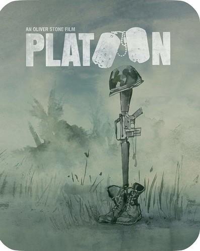 Platoon (1986) (Limited Edition, Steelbook)