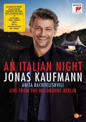 Jonas Kaufmann & Anita Rachvelishvili - An Italian Night - Waldbühne Berlin