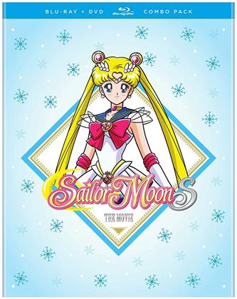 Sailor Moon S - The Movie (1994) (Versione Rimasterizzata, Blu-ray + DVD)