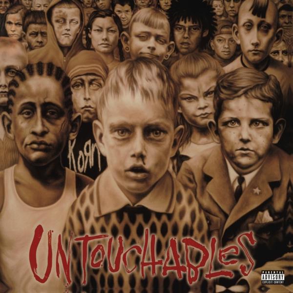 Korn - Untouchables (2018 Reissue, 2 LPs)