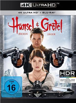 Hänsel & Gretel: Hexenjäger (2013) (4K Ultra HD + Blu-ray)