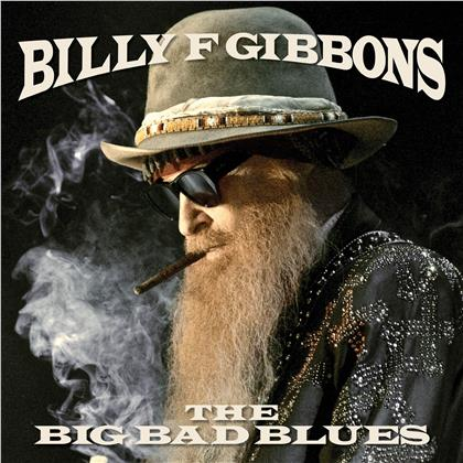 Billy F Gibbons (ZZ Top) - Big Bad Blues (Japan Edition)