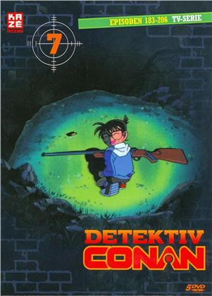 Detektiv Conan - Box 7 (5 DVDs)