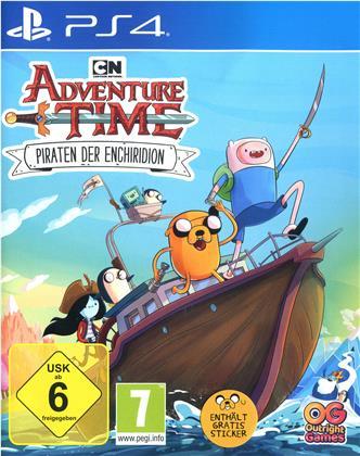Adventure Time - Piraten der Enchiridion