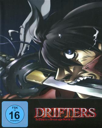 Drifters - Battle In A Brand-New World War (Limited Premium Edition, 2 DVDs)