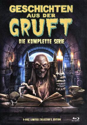 Geschichten aus der Gruft - Die komplette Serie (Cover B, Limited Collector's Edition, Mediabook, 7 Blu-rays)