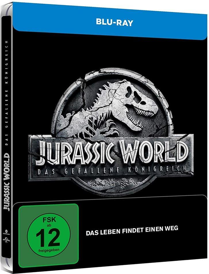 Jurassic World 2 - Das gefallene Königreich (2018) (Steelbook)