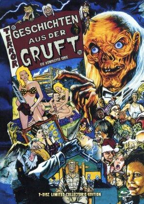 Geschichten aus der Gruft - Die komplette Serie (Cover C, Limited Collector's Edition, Mediabook, 7 Blu-rays)