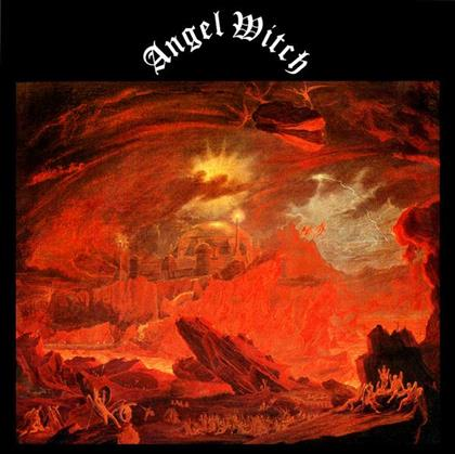 Angel Witch - --- (2018 Reissue, Colored, LP)