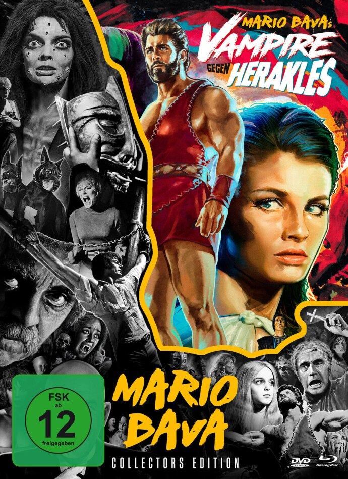 Vampire gegen Herakles (1961) (Collector's Edition, Blu-ray + 2 DVDs)