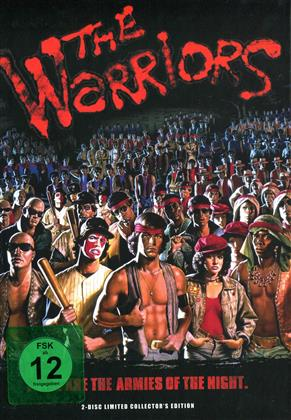 The Warriors (1979) (Cover A, Collector's Edition, Limited Edition, Mediabook, Blu-ray + DVD)