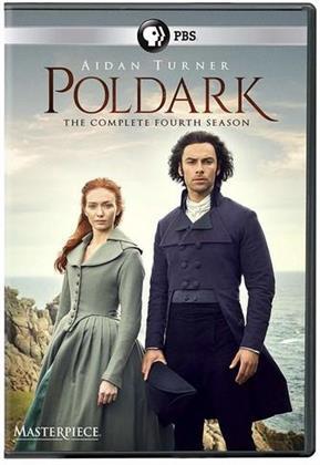 Poldark - Season 4 (3 DVDs)
