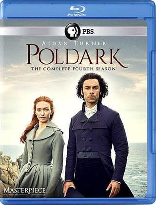 Poldark - Season 4 (3 Blu-rays)
