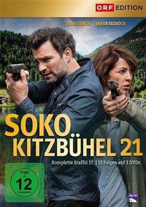 SOKO Kitzbühel - Vol. 21 (3 DVDs)