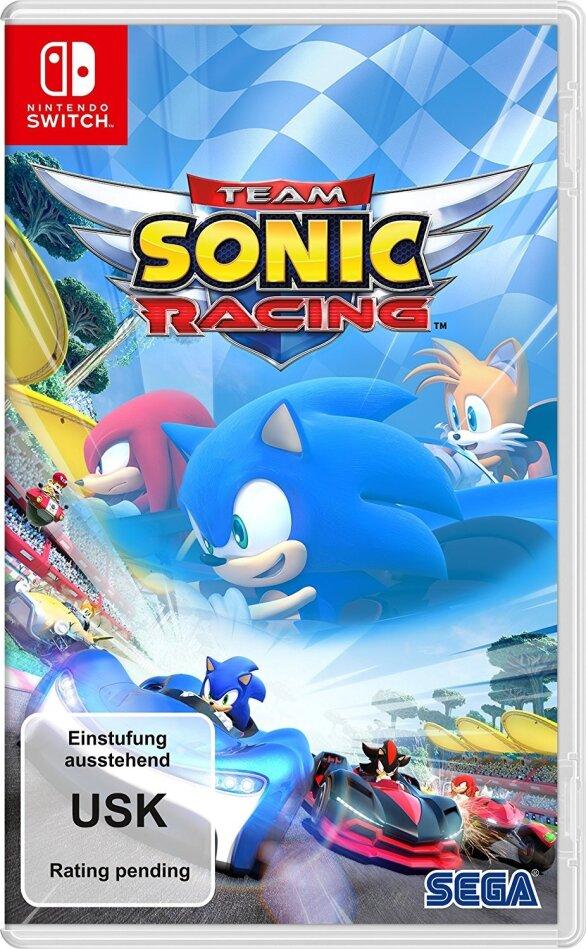Team Sonic Racing (German Edition)