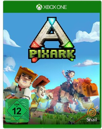 PixArk (German Edition)