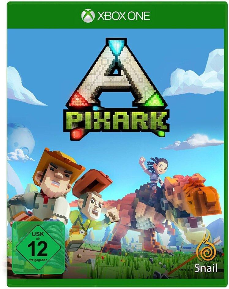 PixArk (German Edition)