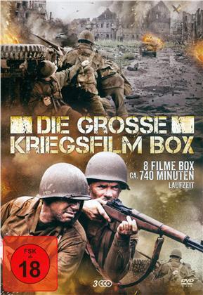 Die grosse Kriegsfilmbox (3 DVDs)