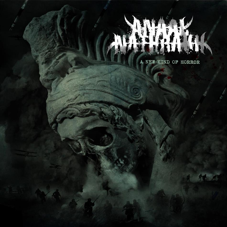 Anaal Nathrakh - A New Kind Of Horror (LP)