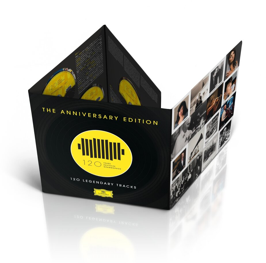The Anniversary Edition - 120 Legendary Tracks (7 CDs)