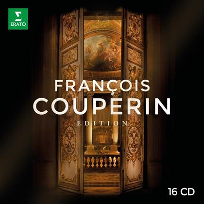 François Couperin Le Grand (1668-1733) - Francois Couperin Edition (350Th Anniversary, Box, 16 CDs)