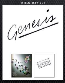 Genesis - Sum Of The Parts / Three Sides - Live (2 Blu-rays)