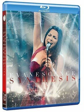 Evanescence - Synthesis - Live