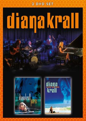 Diana Krall - Live In Paris / Live In Rio (2 DVDs)