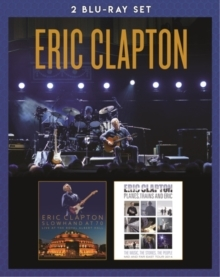 Eric Clapton - Slowhand at 70 / Planes Trains & Eric (2 Blu-rays)